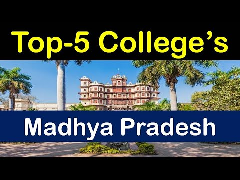 Top-5 Government/Private College's 2020 | Best College's in MP (INDORE)