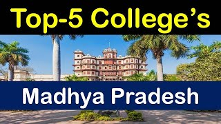 Top-5 Government/Private College's 2019 | Best College's in MP (INDORE)