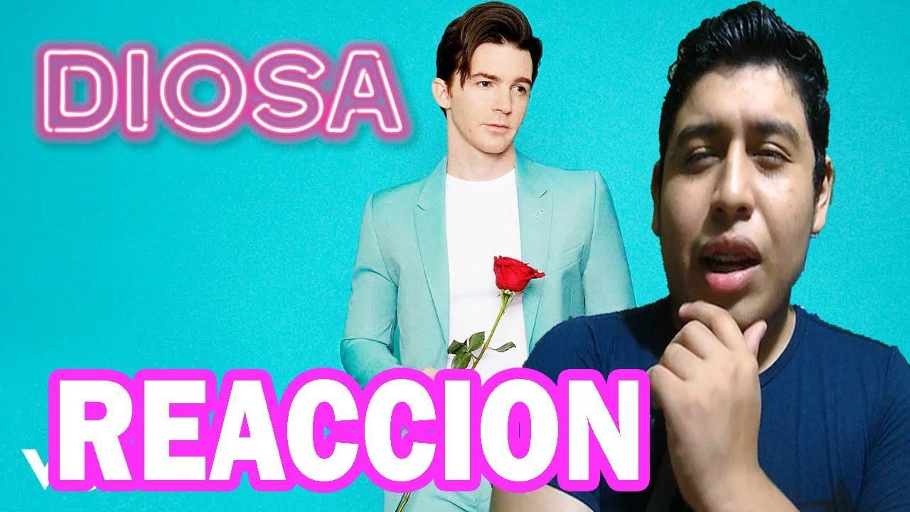 Drake Bell - Diosa (Official Audio) | REACCION | Neto Juarez