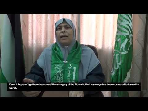 Gaza's political parties welcome the Women's Boats to Gaza