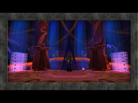 Interactive World of Warcraft: The Burning Crusade Music: Magisters' Terrace