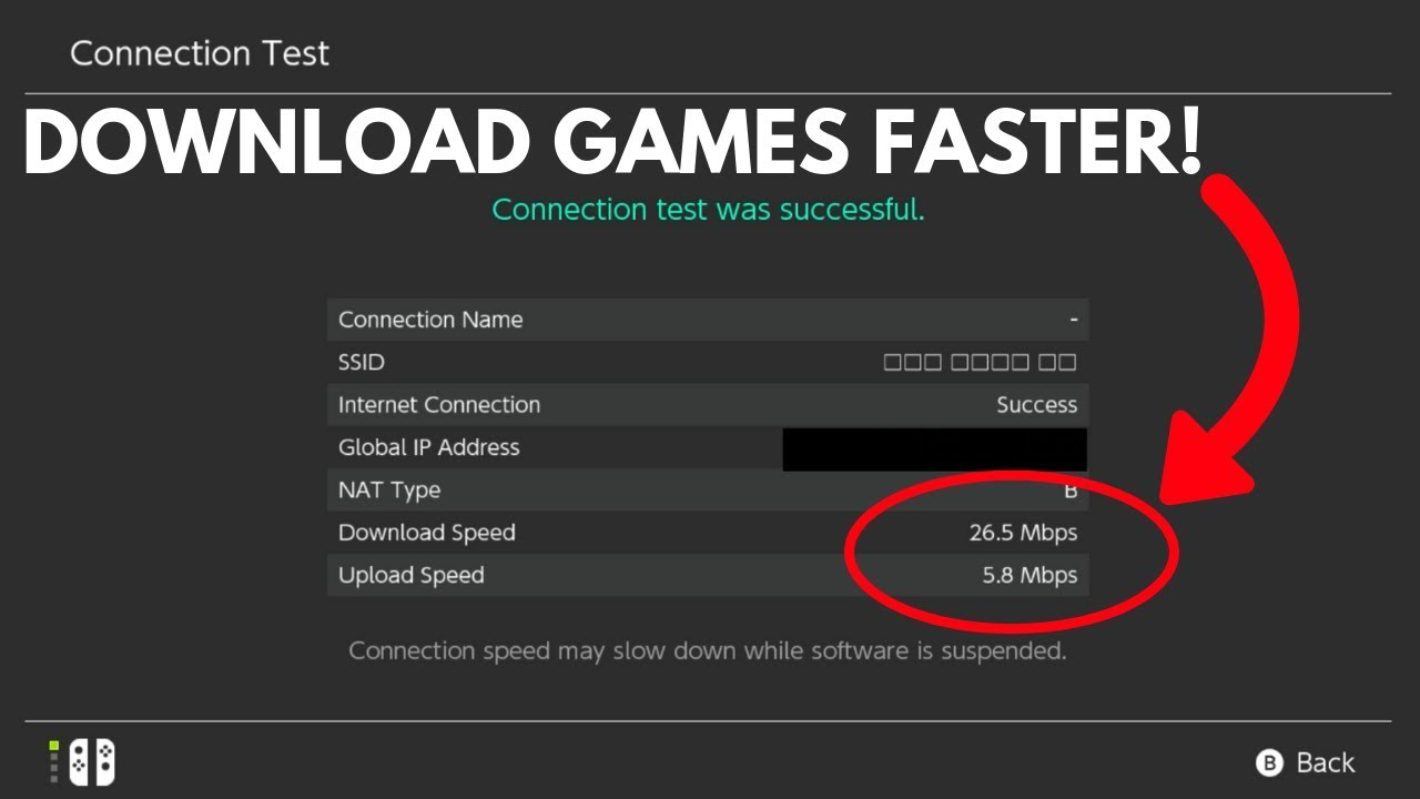 How to DOUBLE YOUR NINTENDO SWITCH DOWNLOAD SPEEDS!! (2018 Tutorial)