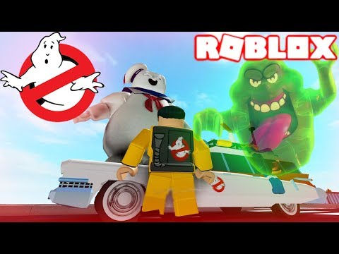 Roblox Ghostbuster Showcase Youtube