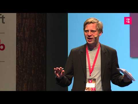 re:publica 2014 - Holm Friebe: Die Stein-Strategie -- Vo... on YouTube
