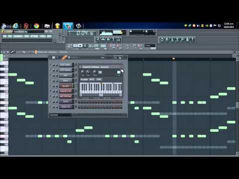 Friendzone ft. The Eden Project - Iris (Fl Studio Remake)