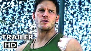 THE TOMORROW WAR Trailer 2 (NOVO 2021) Filme de Chris Pratt