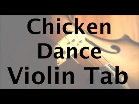 Learn Chicken Dance on Violin - How to Play Tutorial