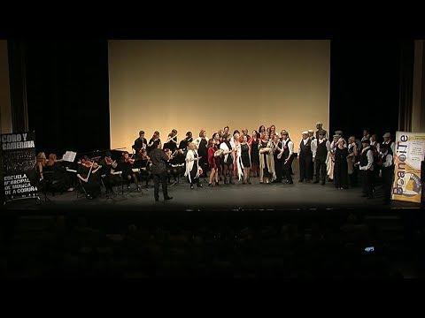 Concerto de zarzuela Escola Municipal de Música da Coruña