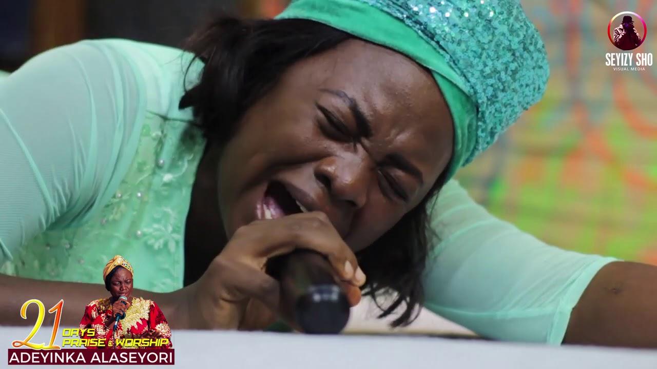 Download Adeyinka Alaseyori ft Beejay Sax (Day 14 of 21 Days Online Praise and Worship)