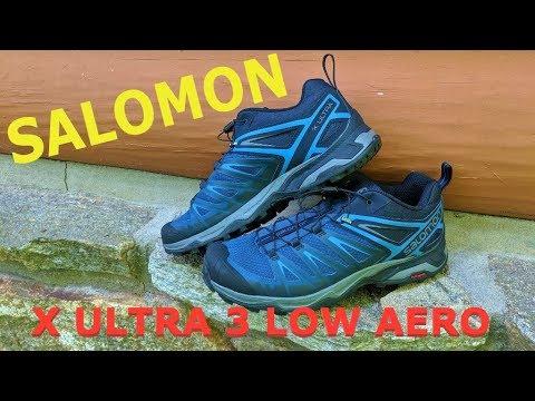 salomon x ultra 3 vs speedcross 4 quicklace