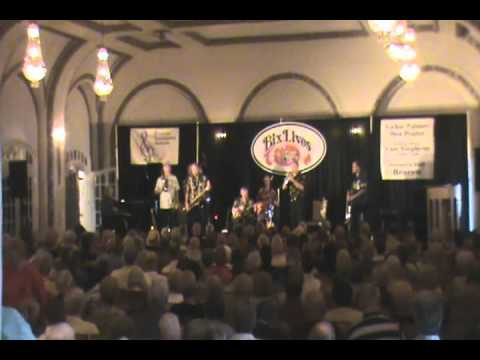 DAVE GREER'S CLASSIC JAZZ STOMPER'S AT 2011 BIX JAZZ FESTIVAL