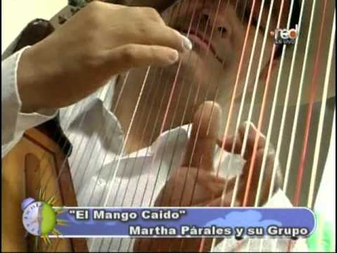 Martha (La criolla) Parales - El mango caido