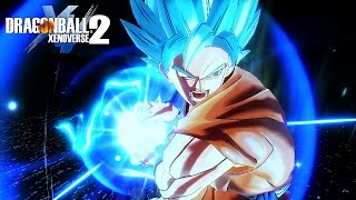 Dragon Ball Xenoverse 2 All Cutscenes (Game Movie)  1080p 60FPS HD