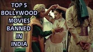Top 5 Bollywood Movies Banned in India Hindi Movie list (Explain in Hindi) | The Topic