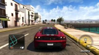 Test Drive Unlimited 2 Ferrari 430 Scuderia (PC gameplay) [720p HD]