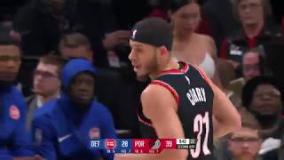 Detroit Pistons vs Portland Trailblazers | March 23, 2019