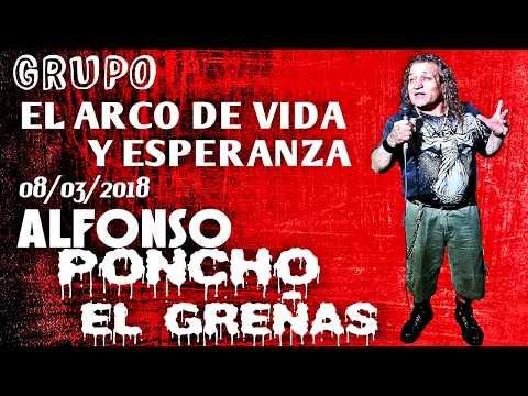 """ALFONSO (PONCHO EL GREÑAS) 21 ANIV GPO """"EL ARCO"""" 4° Y 5°"""