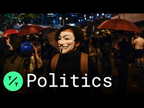 Hong Kong Lawmakers to Enact Face Mask Ban for Protesters