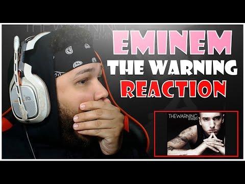 🔥🔥 REACTION!! 🔥🔥 Eminem - The Warning