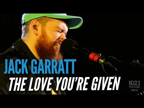 Jack Garratt - The Love You're Given (Live at the Edge)