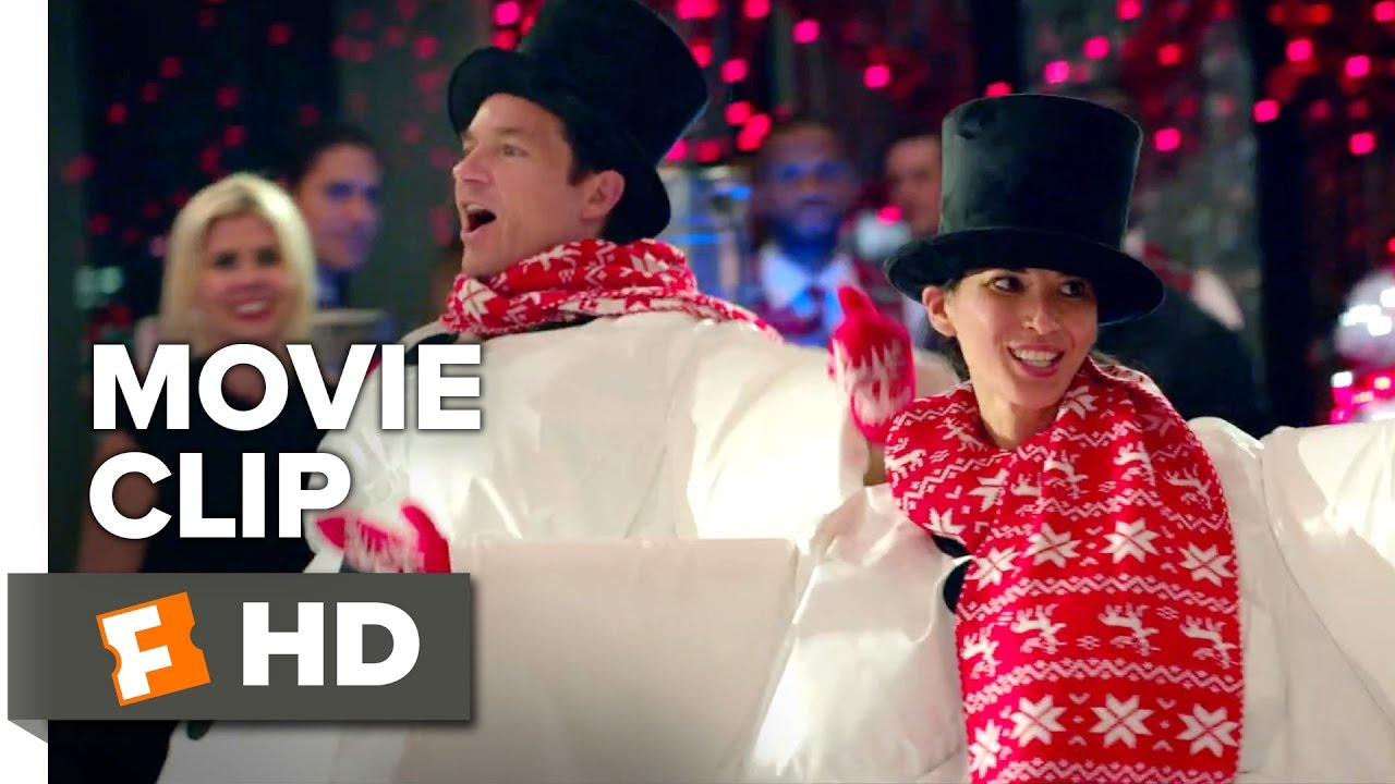 Office Christmas Party Movie CLIP - Sumo Suits (2016) - Jason ...