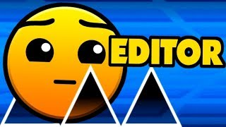 I Try To Create Good Gameplay In GEOMETRY DASH