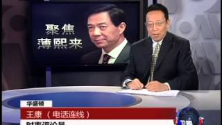 VOA连线: 王康通过电话谈薄熙来案