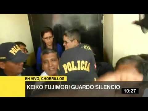 José Domingo Pérez es agredido por simpatizantes de Fuerza Popular