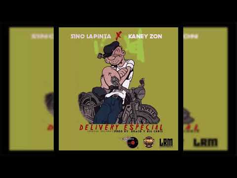 Sino La Pinta Ft. Kaney Zon - Delivery Especial