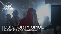 Dj Sporty Spice | Boiler Room x Wixapol: Hard Dance Warsaw