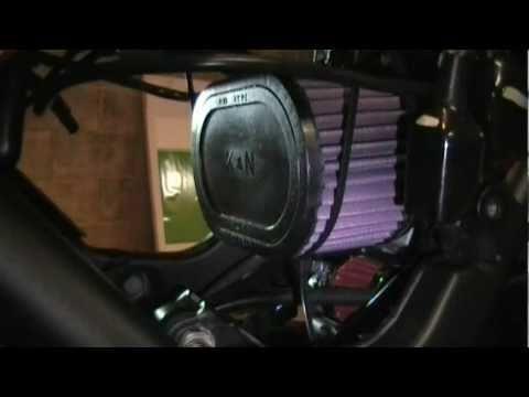 Kawasaki Ninja 250r Area P Exhaust And Intake Mod