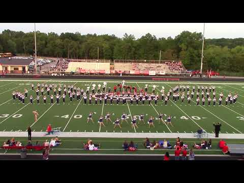 Niles Marching Band 2017