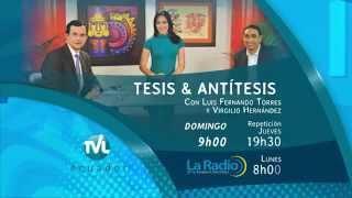 Tesis y Antítesis - Promo Programa 62 - Charlie Hebdo y las libertades de expresión y religiosa