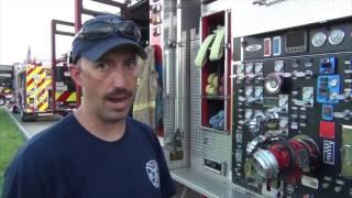 Okolona Fire Apparatus Tour