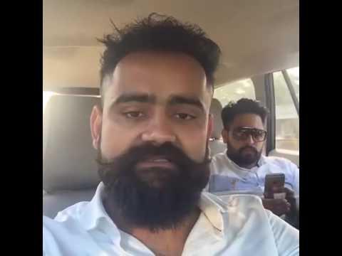 Amrit Maan Ne  Sharry Maan Di Kiti Bahut...