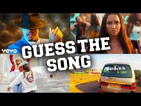 Try to Guess The Song Challenge
