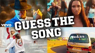Try to Guess The Song Challenge 2017