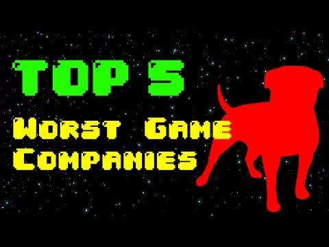 Top 5 Worst Game Companies