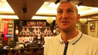 DERRY MATHEWS BREAKS DOWN CANELO-KHAN, FLANAGAN DEFEAT & WHY SEAN DODD FIGHT ISN'T HAPPENING.