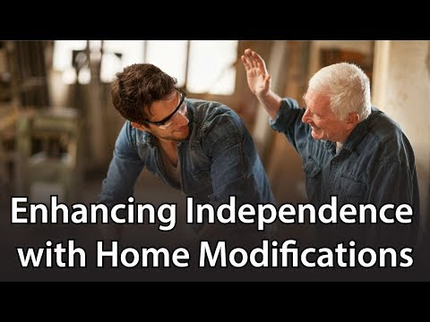Minimizing Risk and Enhancing Independence with Home Modifications | SYNERGY HomeCare