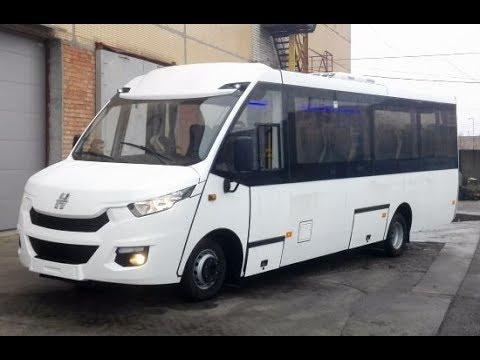 Автобус IVECO НЕМАН 4202 Новый , Полный обзор