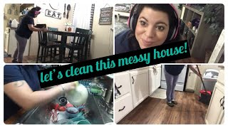 Extreme Motivation clean with me! Mobile home edition!
