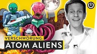 Von Aliens, NASA-Fakes und Nazis: Verschwörung Aktuell | WALULIS