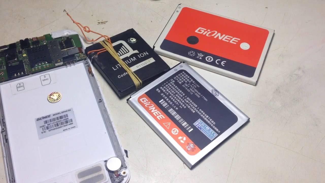 Hướng dẫn mod pin điện thoại, điện thoại lỗi sạc không vào điện   DongVu