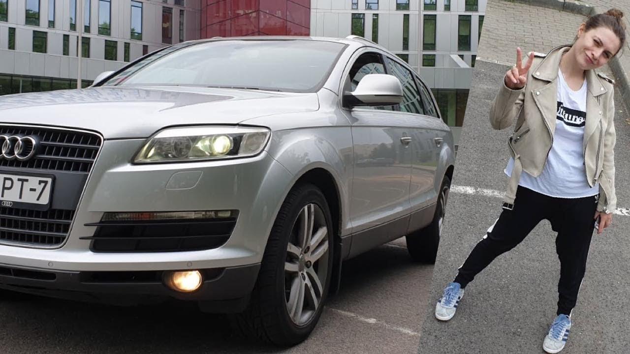 VLOG: ვყიდით ჩვენს მანქანას || AUDI Q7