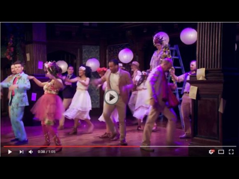 """Trailer for Folger Theatre's """"As You Like It"""""""