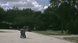 Police release video of Zimmerman incident