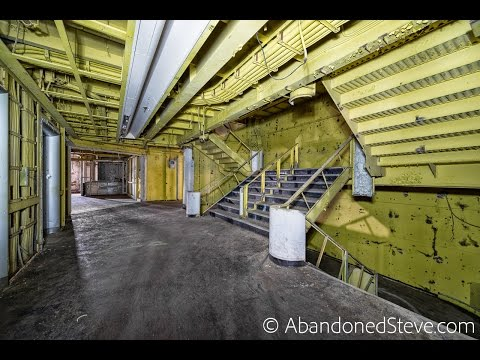 Exploring SS United States Series -  Part Four