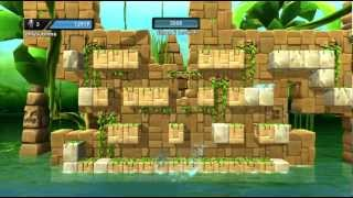 Lode Runner Stage 2 Ruins Xbox 360 XBLA 720P gameplay