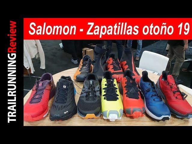 zapatillas salomon trail opiniones verano 2019
